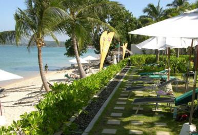 泰国波菩海滩