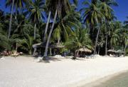 泰国查武恩海滩