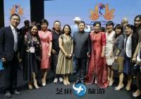 驻泰国使馆参加第八届泰丝服装文化展